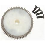 Main Diff w/Steel Ring Gear
