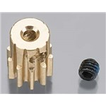 Pinion Gear 10T .6 Module 2mm Shaft