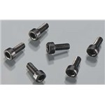 Button Head Hex Screw 2.5x6mm (6)