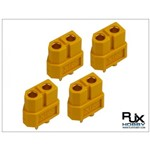 RJX XT60 Connector Female x 4 PCS