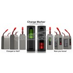 Charge Marker - At a glance charge indicator (4 Pcs)