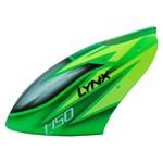 T-Rex 150 Air Brushed Fiber Glass Canopy