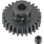 Extra Hard 26T Blackened Steel 32P Pinion 5mm