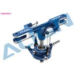 Align  450DFC Main Rotor Head Upgrade Set (Blue)