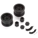 Axial 2.2 Method Beadlock Wheels IFD Black (2)