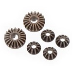 Axial Differential Gear Set 20T/10T Yeti XL