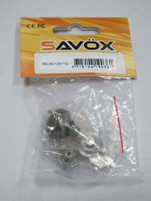 Savox Gear Set w/Bearing