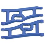 Wide Front A-Arms Blue Rustler/Stampede
