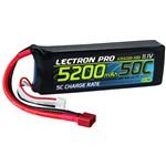 Common Sense RC Lectron Pro 11.1V 5200mAh 50C Lipo Battery with Deans-Type Conne