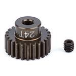 """Associated FT Aluminum Pinion Gear 24T 48P 1/8"""" Shaft"""