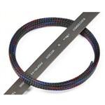 Servo Wire Braided Sleeving Wrap Color Black 2 (1m)