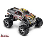 Traxxas 1/10 Stampede VXL RTR w/Stability Silver