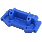 Front Bulkhead Blue Traxxas 2WD 1/10