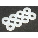 Flat Nylon Washer #4 (8)