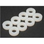 Flat Nylon Washer #8 (8)