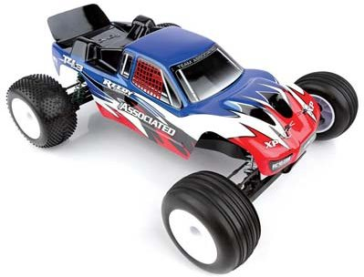 Associated RC10T4.3 Brushless RTR LiPo Combo