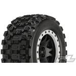 Proline Badlands MX43 Pro-Loc All Terrain Tires (2) Mn