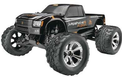 HPI Jumpshot MT Flux Fuzion RTR 2WD