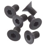 Screws 3x5mm Countersunk Machine (6) Hex Drive