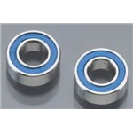 Ball Bearings Blue Rubber Sealed 4x8x3mm (2)