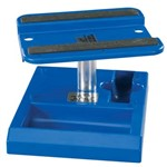 Pit Tech Deluxe Car Stand Blue