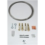 520 Pull .015 Steel Cable Kit