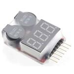 LiPo Voltage Checker/Warning Buzzer