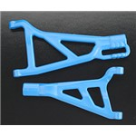Front A-Arms Right Blue Revo (2)