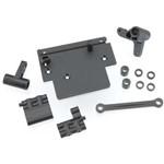 ESC Plate/Steering Bellcrank Bullet Flux