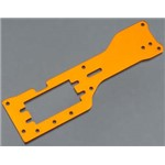 Upper Chassis 6061 Trophy Series Orange