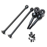 ST Racing Concepts Heat Treated Carbon Steel Univ Driveshaft Set