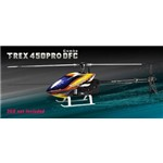 T-Rex 450PRO DFC Combo No 3GX System