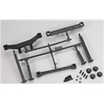 Extended Fr/Re Body Mounts Slash 2WD