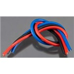 10 Gauge Wire 1' Brushed Kit Black/Red/Blue