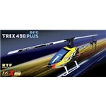 T-REX 450 Plus DFC Super Combo RTF Helicopter DC Charger Version
