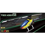 T-REX 450 Plus DFC Super Combo BTF