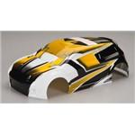 Body LaTrax Rally Yellow Decals