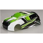 Body LaTrax Rally Green Decals