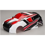 Body LaTrax Rally Red Decals