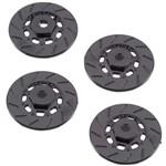 Wheel Hubs Hex (Disc Brake Rotors) (4)